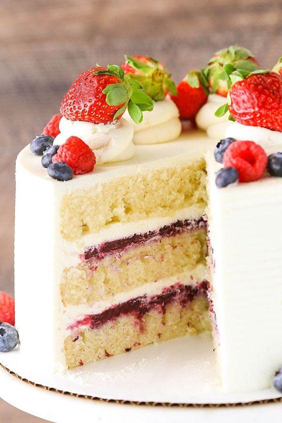 Jak w prosty sposób dekorować tort?