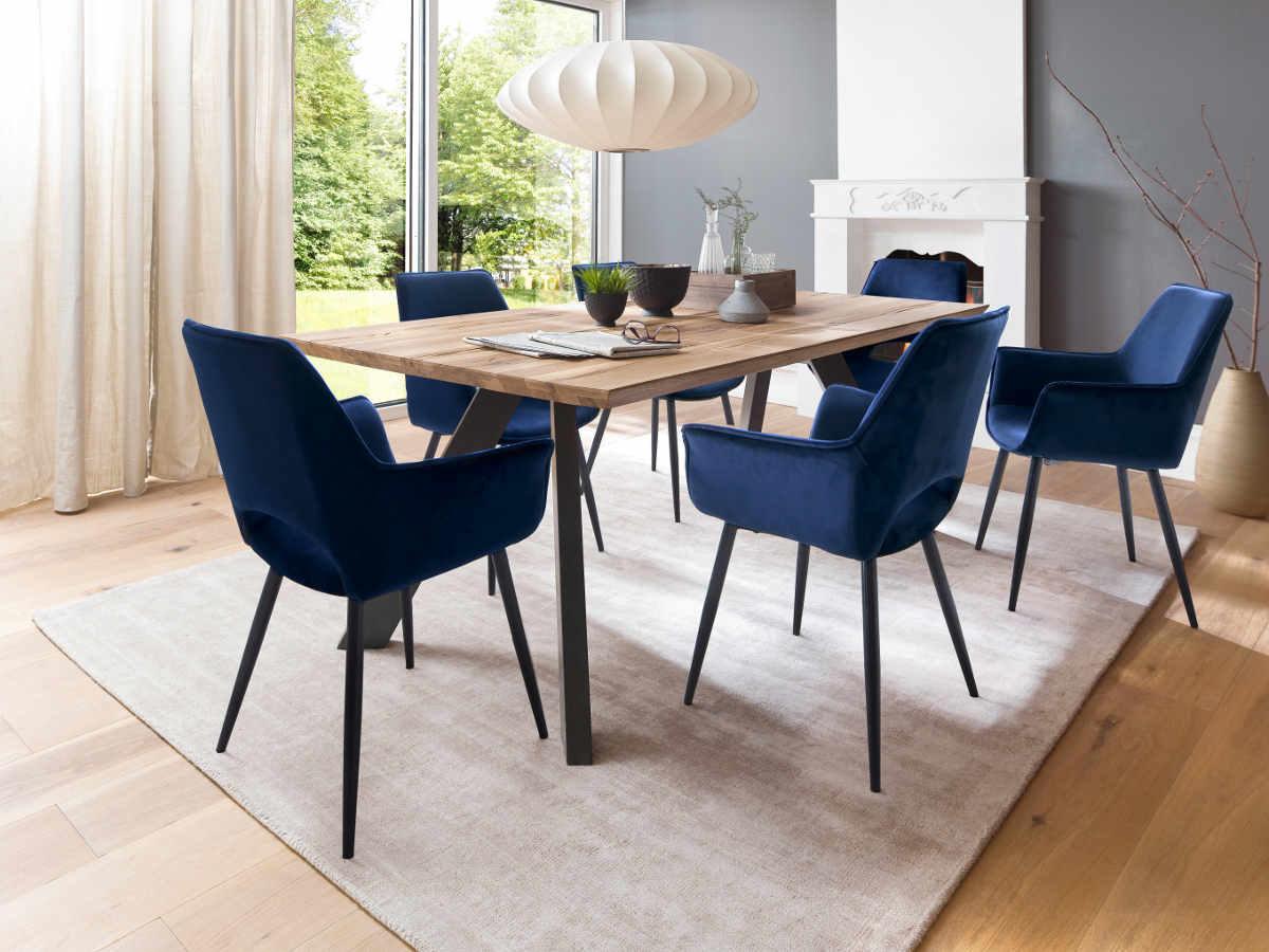 Nowoczesne krzesła do jadalni i kuchni