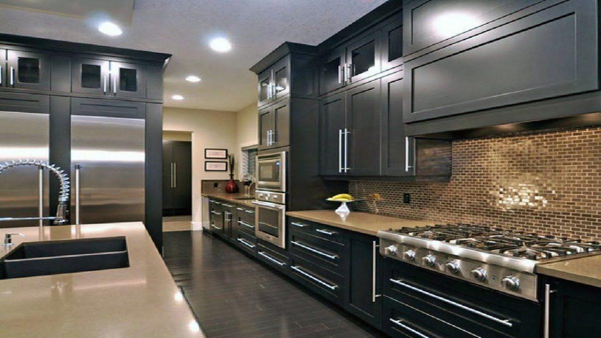 Wykorzystaj profile LED do oświetlenia mebli kuchennych